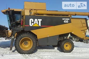 CAT Lexion 450  2001
