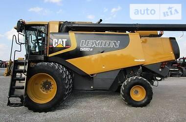 CAT Lexion 580 2006 в Ровно