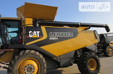 CAT Lexion 590R 2005 в Ровно