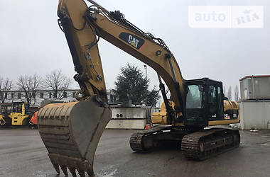 Caterpillar 324DL 2011 в Киеве