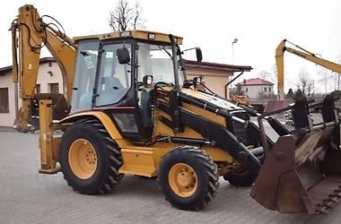 Caterpillar 428 2005 в Львове