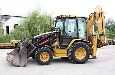 Caterpillar 428 2003 в Львове