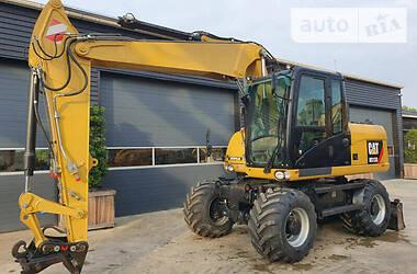 Колісний екскаватор Caterpillar M313 2012 в Вінниці