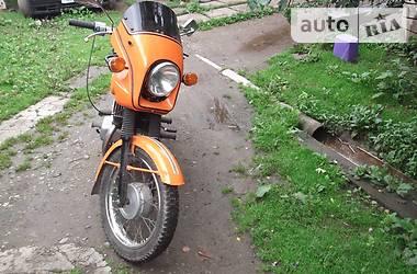 Cezet (Чезет) 350 1984 в Калуше