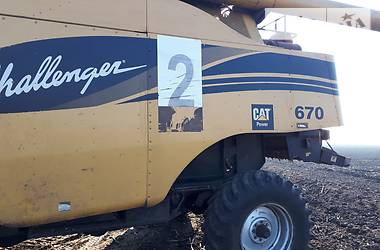 Challenger 670 2005 в Черкассах