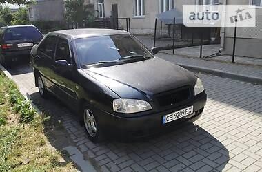 Chery A15 2007 в Черновцах