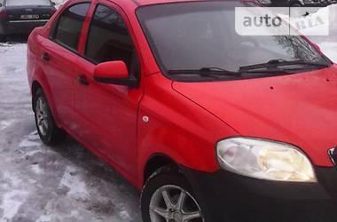 Chevrolet Aveo 2008 в Донецке
