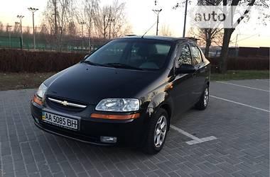 Chevrolet Aveo LS 2006