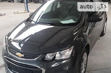 Chevrolet Aveo LT 2018