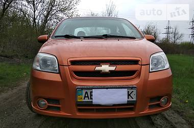 Chevrolet Aveo 2008 в Кривому Розі