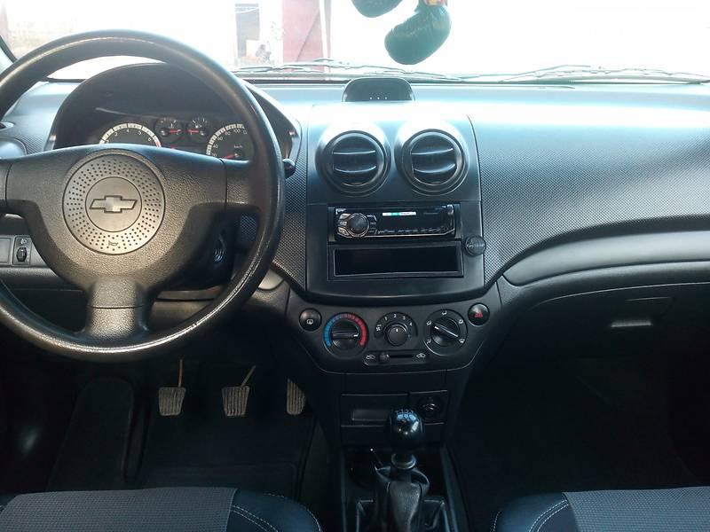Chevrolet Aveo 2009 року