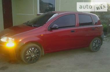 Chevrolet Aveo 2003 в Тернополе