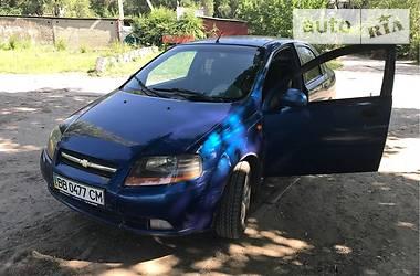 Chevrolet Aveo 2004 в Луганске