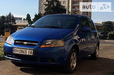 Chevrolet Aveo 2008 в Черноморске