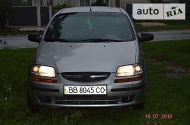 Chevrolet Aveo 2005 в Луганске