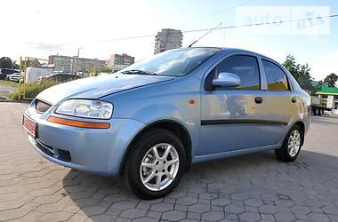 Chevrolet Aveo 2004 в Львове