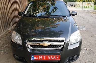 Chevrolet Aveo 2010 в Новомосковске