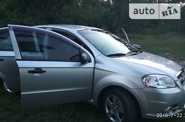 Chevrolet Aveo 2007 в Кропивницком