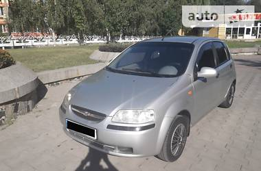 Chevrolet Aveo 2005 в Ровно