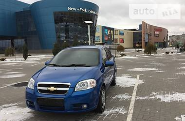 Chevrolet Aveo 2010 в Мариуполе