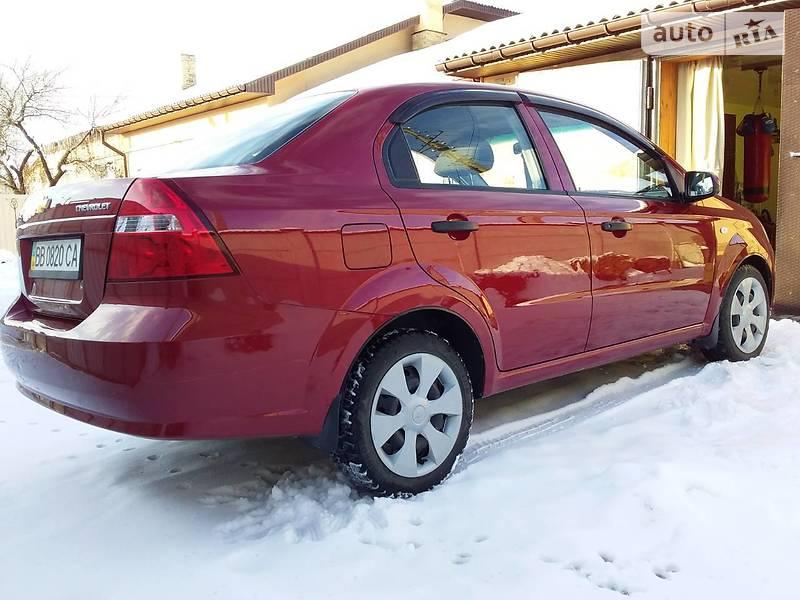 Chevrolet Aveo 2010 года в Луганске