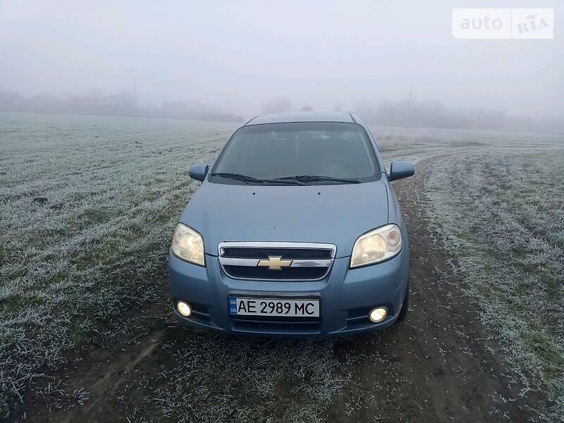 Chevrolet Aveo 2007 в Покровском