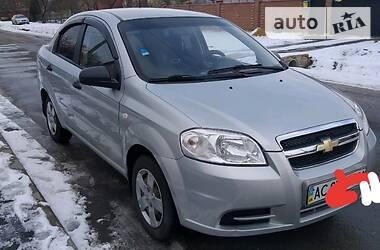 Chevrolet Aveo 2007 в Луцке