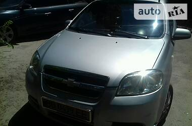 Chevrolet Aveo 2006 в Северодонецке