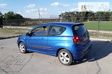 Chevrolet Aveo 2006 в Новой Каховке