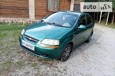 Chevrolet Aveo 2005 в Коломые