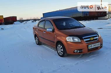 Chevrolet Aveo 2006 в Новоархангельську