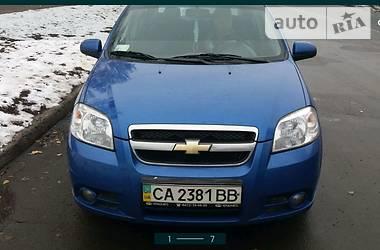 Chevrolet Aveo 2009 в Золотоноше