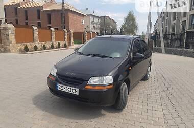 Chevrolet Aveo 2005 в Черновцах