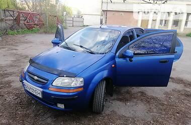 Седан Chevrolet Aveo 2005 в Виннице