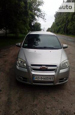 Седан Chevrolet Aveo 2007 в Виннице