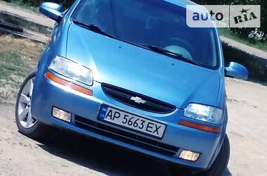 Хэтчбек Chevrolet Aveo 2005 в Запорожье