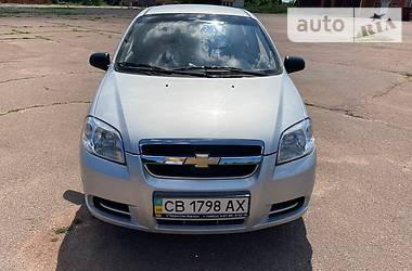 Седан Chevrolet Aveo 2011 в Києві