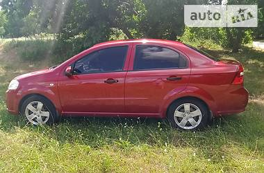 Седан Chevrolet Aveo 2008 в Сумах