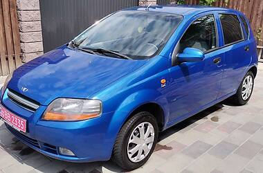 Хетчбек Chevrolet Aveo 2004 в Києві