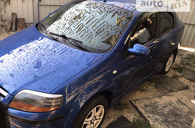 Седан Chevrolet Aveo 2005 в Кременчуге