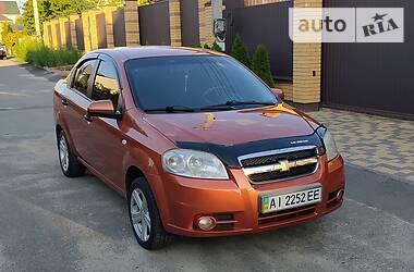 Седан Chevrolet Aveo 2007 в Киеве