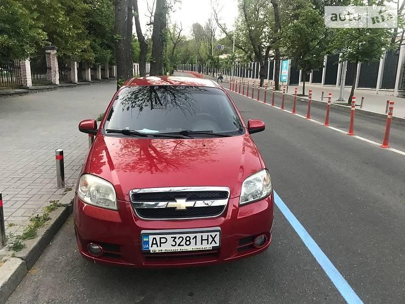 Седан Chevrolet Aveo 2006 в Киеве