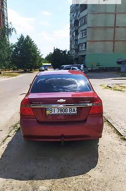 Седан Chevrolet Aveo 2008 в Полтаве
