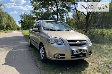 Седан Chevrolet Aveo 2007 в Києві