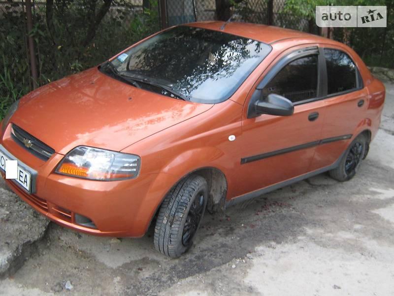Chevrolet Aveo 2005 в Львове