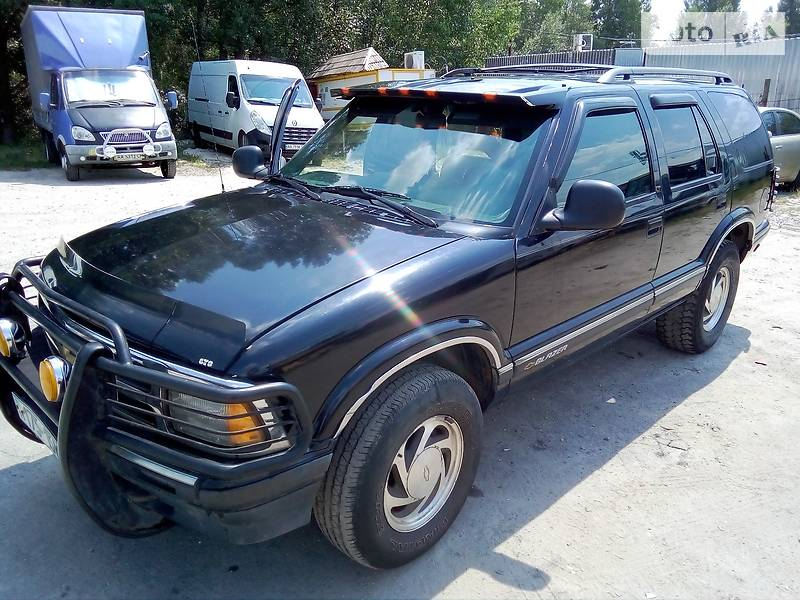Chevrolet Blazer 1996 в Киеве