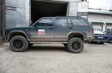 Chevrolet Blazer 1992 в Каменец-Подольском