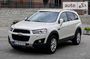 Chevrolet Captiva 2013 в Луцке