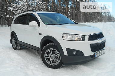 Chevrolet Captiva TOP