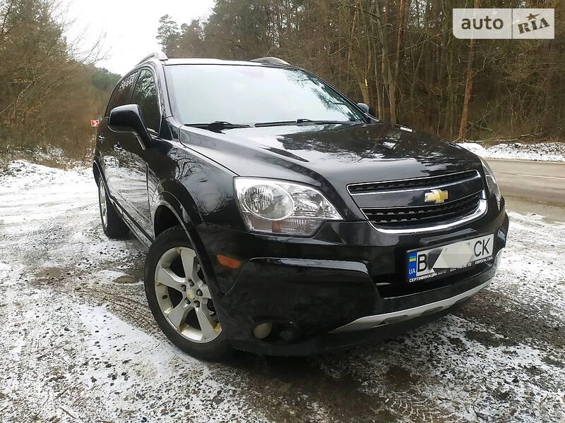 Chevrolet Captiva LTZ Flexfull